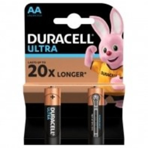 Элемент питания Duracell LR6-2BL Ultra Power