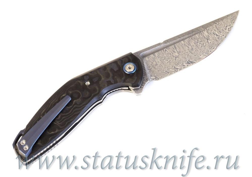 Нож Мародер Lux CF Павел Поздняков - фотография