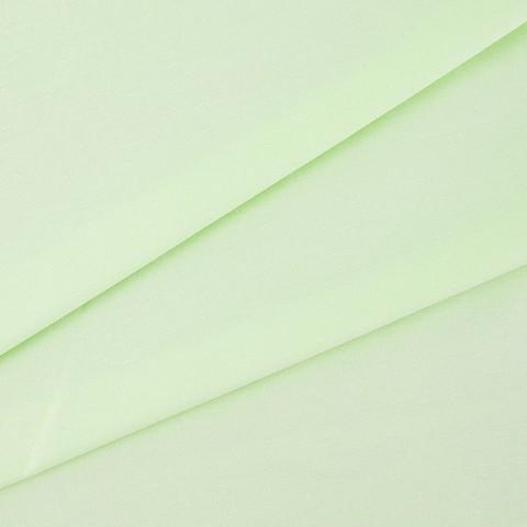Поплин гладкокрашеный 220 см 115 гр/м2 цвет салат