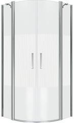 Душевое ограждение Good Door PANDORA R-90-T-CH 90х90 см