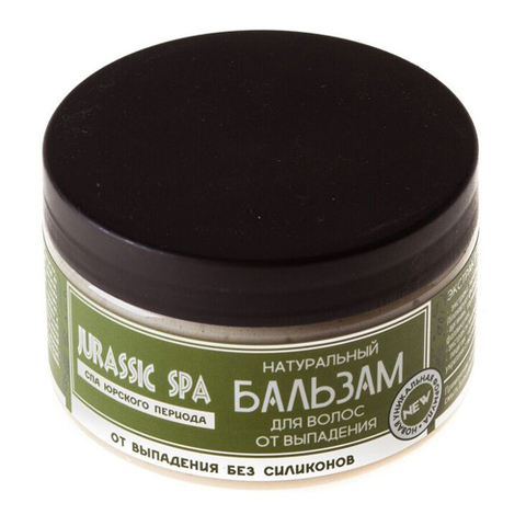 Jurassic SPA, Натуральный бальзам для волос от выпадения, 300мл