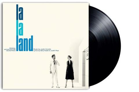 Виниловая пластинка. La La Land - Original Motion Picture Soundtrack