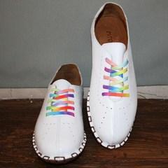 Женские летние туфли Evromoda 19604 White