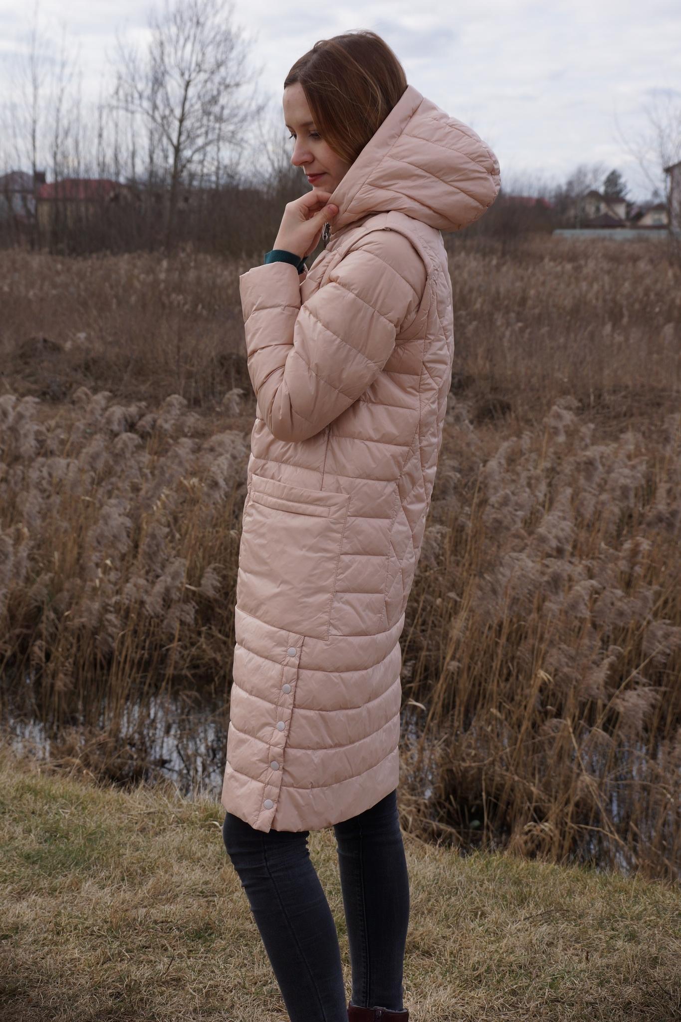 Пальто деми Amimoda