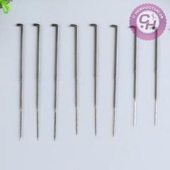 Иглы для валяния, набор 9 шт: 7,9 см, 8,6 см, 9 см.