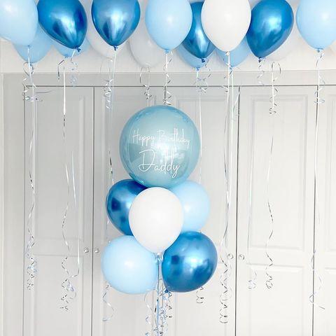 Доставка шариков в роддом