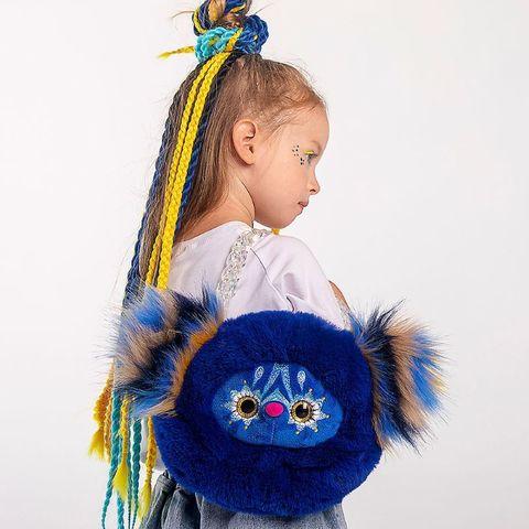 Сумка Лори Колори Тоши (синяя)