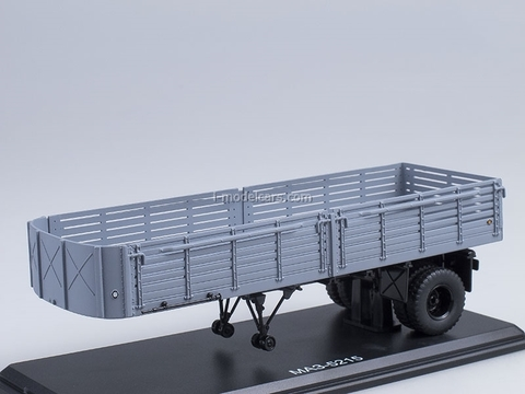 Semitrailer MAZ-5215 1:43 Start Scale Models (SSM)