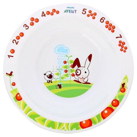 Глубокая тарелка большая 12 м+ (стандарт)