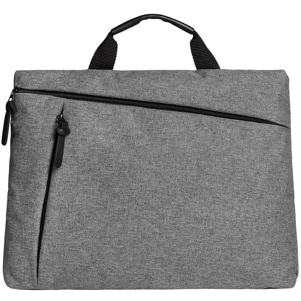 Burst HotDoc Document Bag, grey