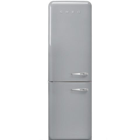 Холодильник с верхней морозильной камерой Smeg FAB32LSV5