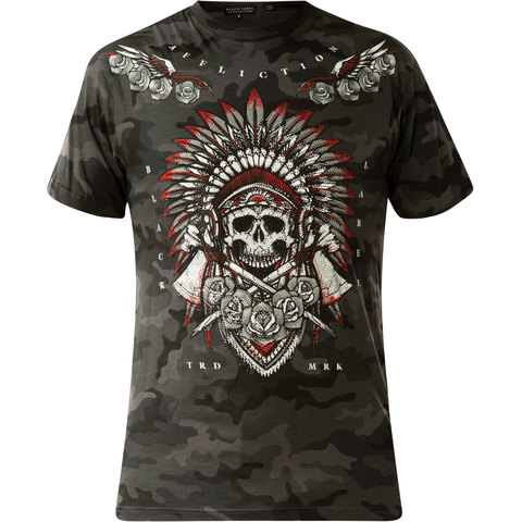 Футболка Affliction JAGUAR GOD