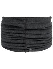Бандана Odlo Warm, dark grey melange - 2