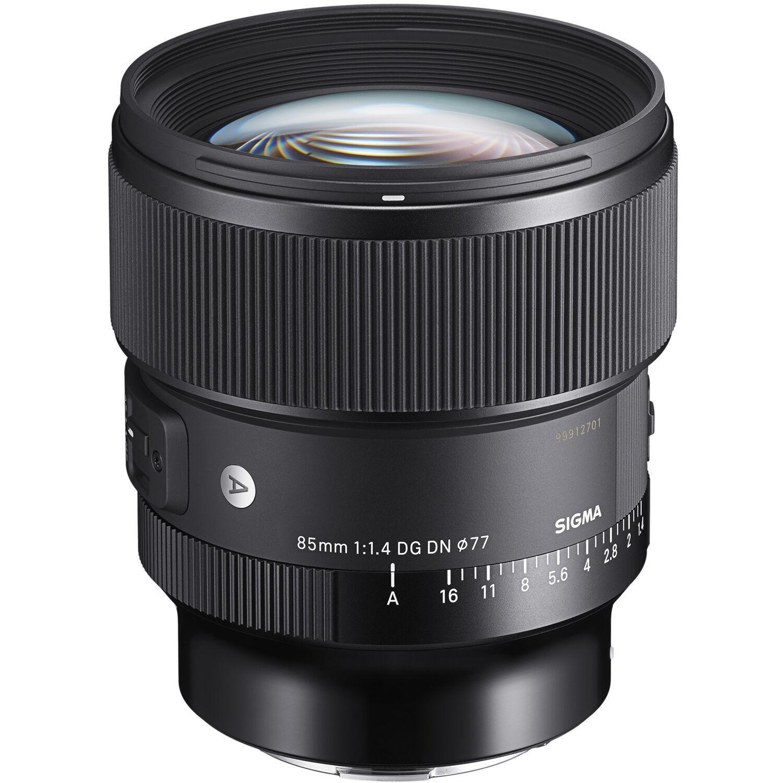 Объектив Sigma AF 85mm F/1.4 DG DN ART E купить в Sony Centre