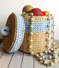 Заготовка из фанеры для сумок, корзин, шкатулок
