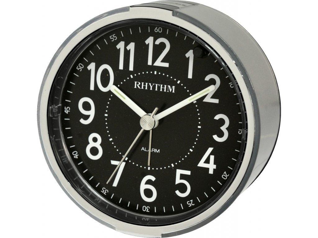 Настольные часы-будильник Rhythm CRE896NR19