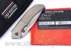 Нож CKF/Rassenti Satori 2.0 collab Сатори