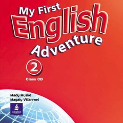 My First English Adventure 2 Class CD x 1