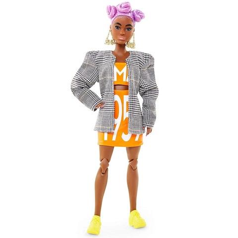 Барби BMR1959 2 волна Изящная Кукла с Лиловыми Волосами