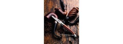 Нож складной для чистки курительных трубок Forge de Laguiole, дизайн Special knives  CAL B