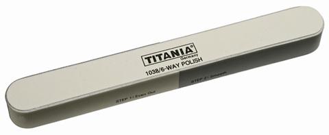 Пилочка с 4-мя уровнями полировки Titania