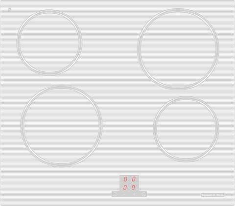 Стеклокерамическая варочная панель Zigmund & Shtain CNS 027.60 WX