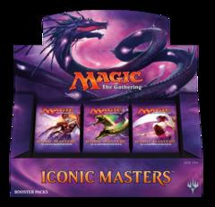 Дисплей выпуска Iconic Masters