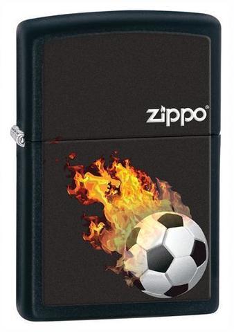 Зажигалка Zippo Soccer