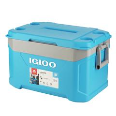 Изотермический контейнер Igloo Latitude 50 Cyan Blue (47 Л.), голубой