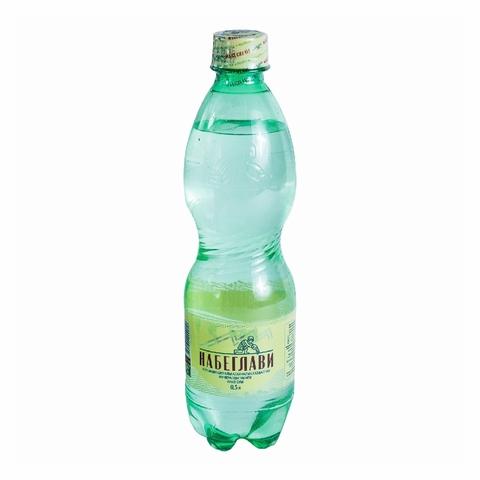 Вода минеральная NABEGLAVI 0,5 л пл/б ГРУЗИЯ