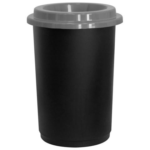 Урна для мусора IDEA ЭКО 50л серая