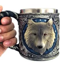 Кружка «Волк», 300 мл, фото 5