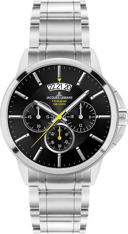 Купить Наручные часы Jacques Lemans 1-1542D по доступной цене