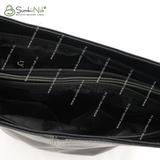 Сумка Саломея 1072 неаполь кедр + черный
