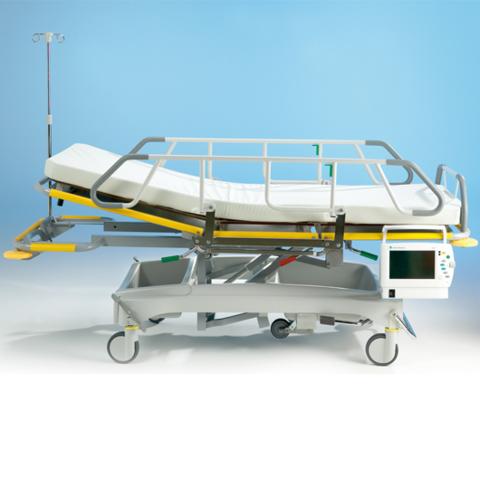 Каталка-кровать медицинская модульной конструкции Emergo