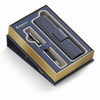 Набор подарочный Waterman Hemisphere - Mars Black CT, шариковая ручка, M + чехол