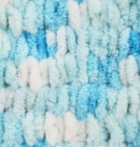 Пряжа Alize Puffy Color цвет 5924