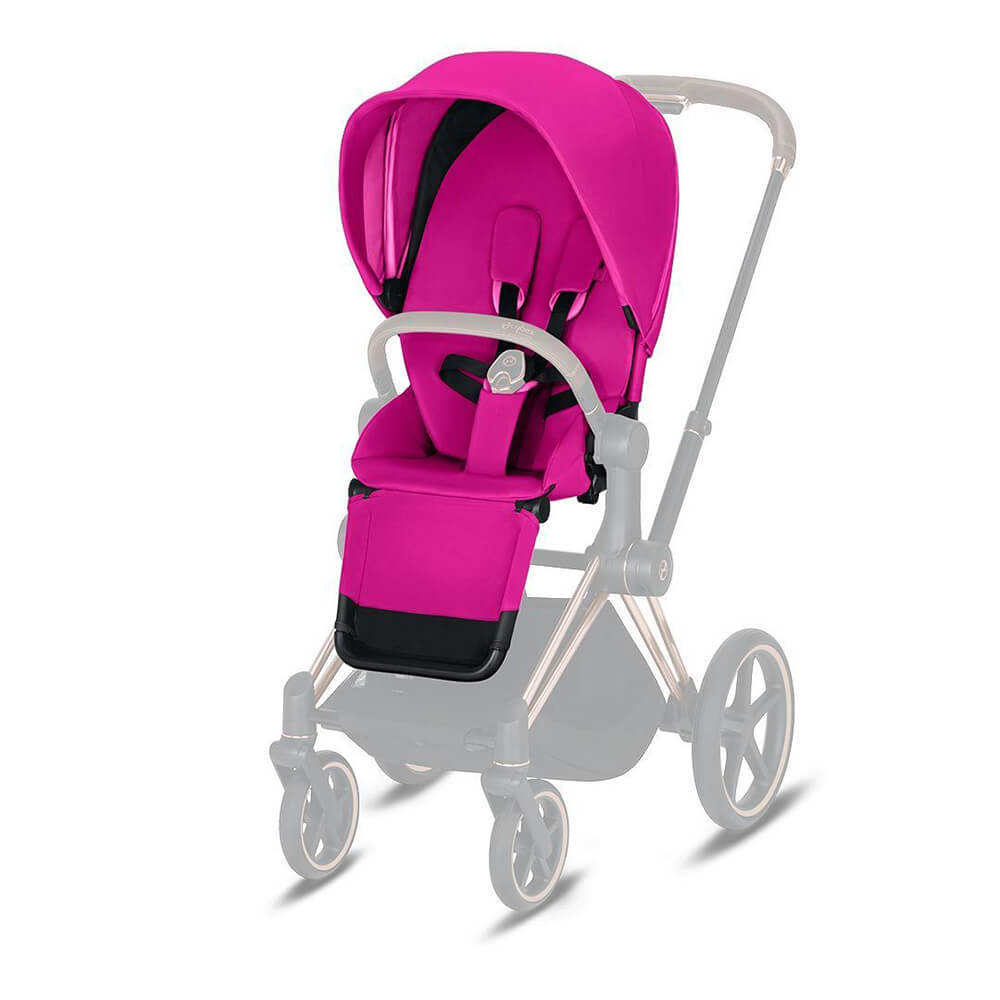 Цвета прогулочного блока Набор Cybex Seat Pack Priam III Fancy Pink Cybex-Priam-Seat-Pack---Fancy-Pink.jpg