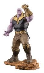 Мстители Война Бесконечности фигурка 1/10 Танос