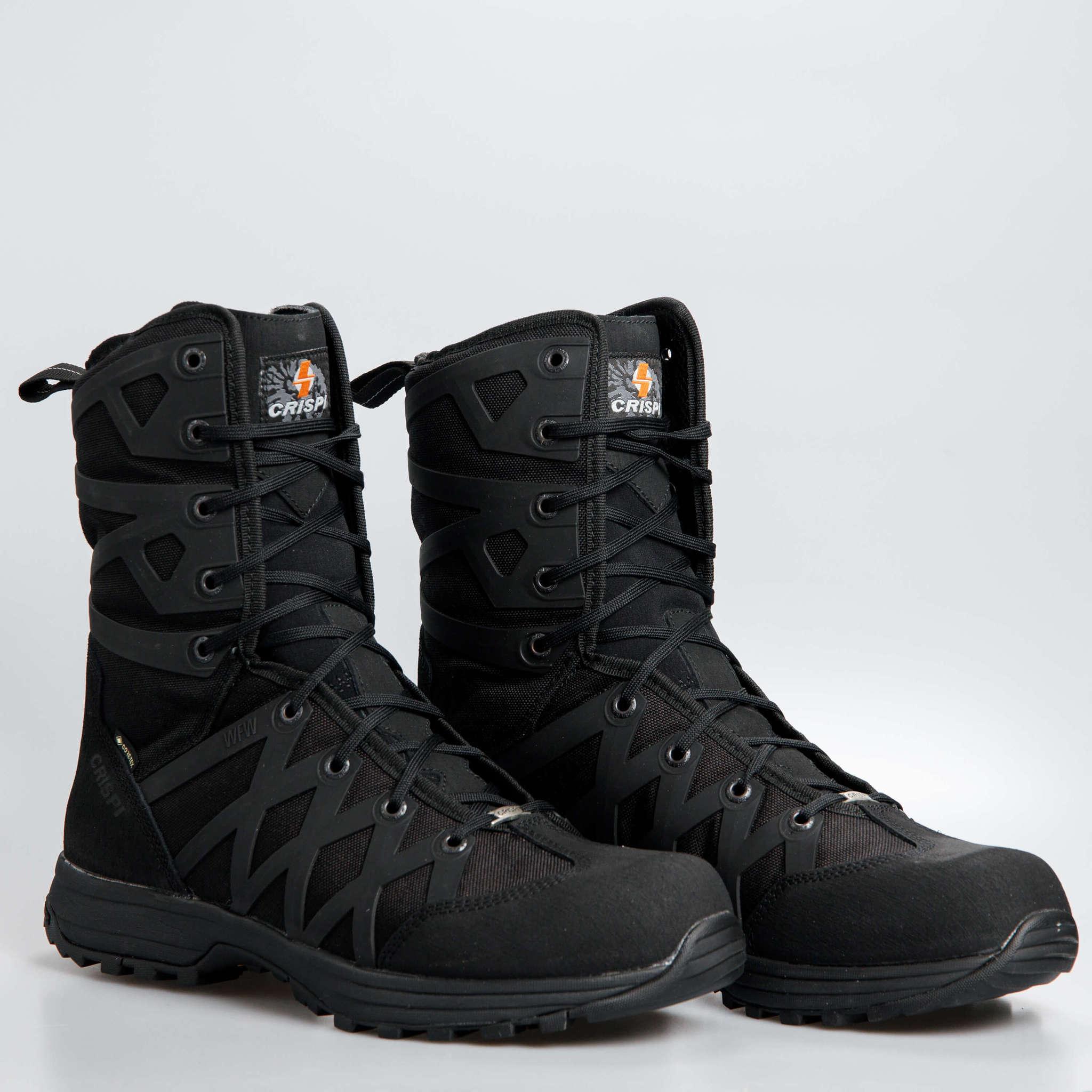 Ботинки ARES 8.0 GTX – BLACK