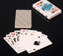 Подарочный набор 2-в-1 с фляжкой и картами, фото 4