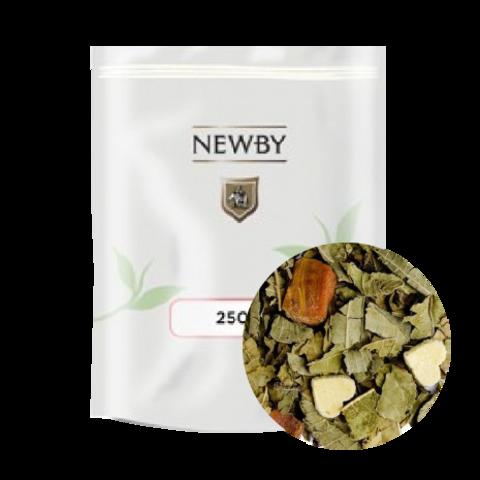 Чай Newby Лесная Фиеста в пакетах 1/125г