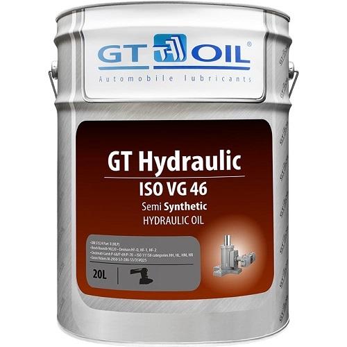 Гидравлические масла GT Hydraulic ISO VG46 полусинтетика 51241338.jpg