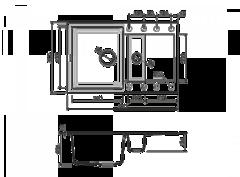 Схема Omoikiri Sakaime 78-2-SA