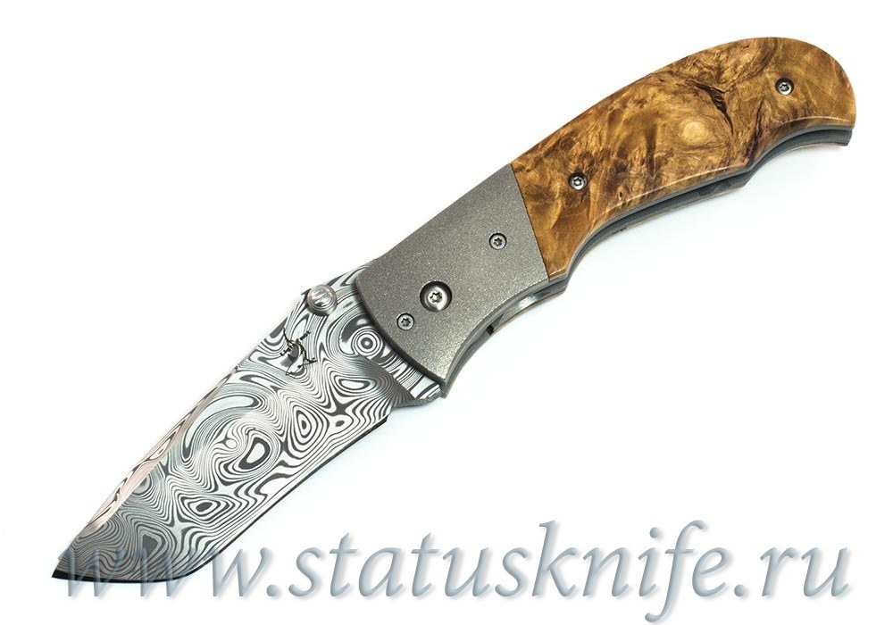 Нож Lightfoot M1 Damascus Custom one-off