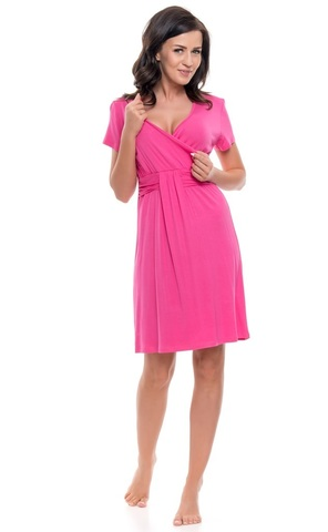 Платье-сорочка из из бамбука