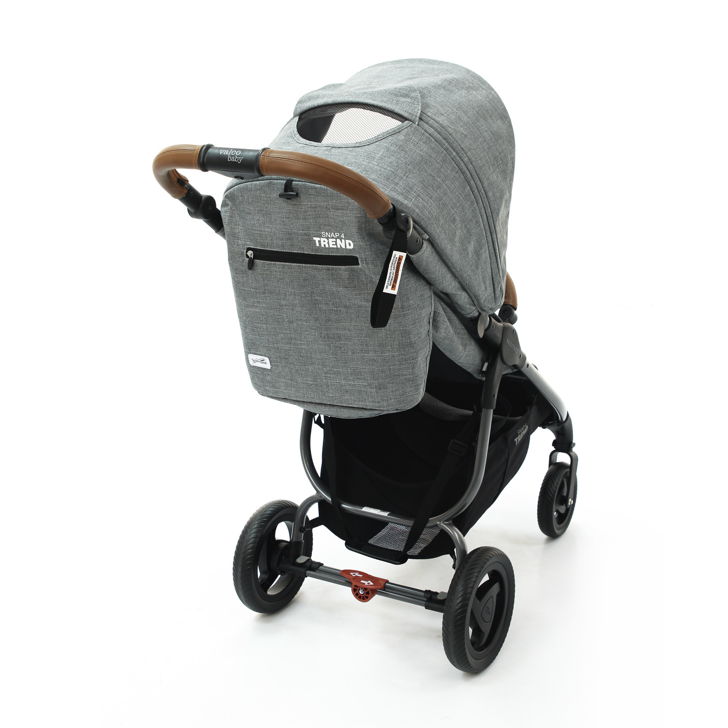 Прогулочная коляска Valco baby Trend 4 / Charcoal