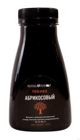 Пекмез абрикосовый (сироп), 250 гр. (ТрансКэроб)