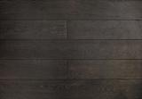 Массивная доска Amber Wood Дуб LICORICE Браш Лак (300 мм-1400 мм*125 мм*18 мм) Россия