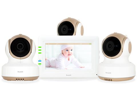 Видеоняня Ramili Baby RV1000X3